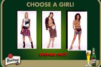 Pilsner Urquell Undress Strip