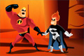 The incredibles saves the day