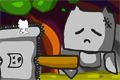 Ninja Cat Episode 1: The Mysterious Thief