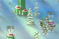 Bild från spelet Civilizations Wars: Ice Legends
