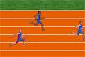 Barack Obama's 100meter Dash