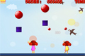 2 Player Bubble Shooter