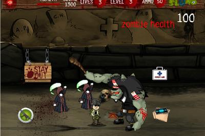 Zombie Island 2