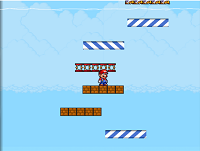 Mario Rapidly Fall 2