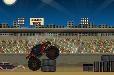 Monster Truck Arena