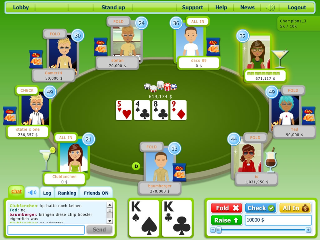 Goodgame Poker Forum