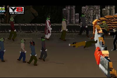 Gangnam Style Walking Dead