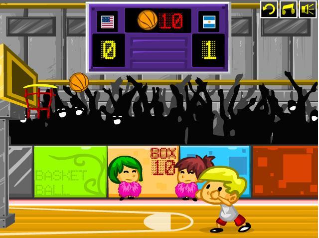Basketball Heroes