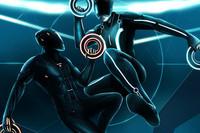 Tron Disc Battle