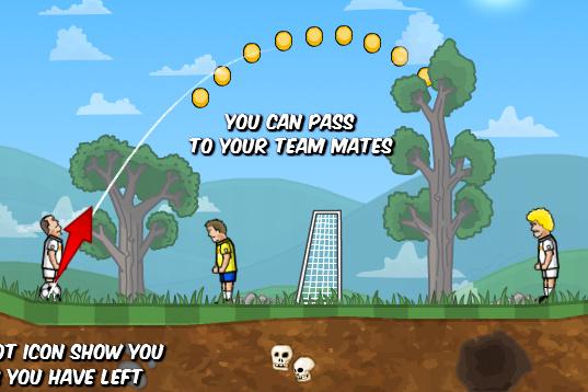 Soccer Balls 2: Level Pack