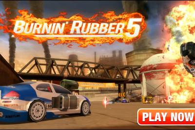 Burnin Rubber 5