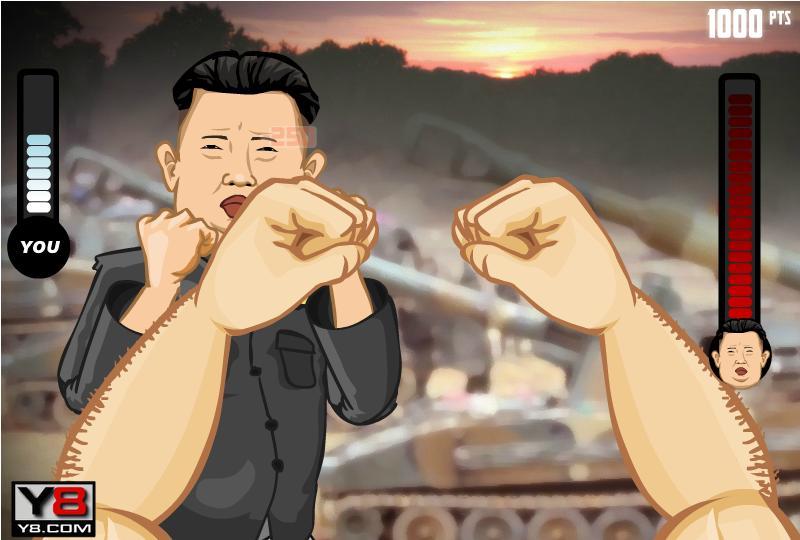 The Brawl 8 - Kim Jong Un