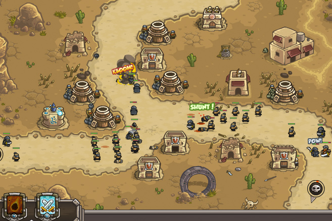 Kingdom Rush Empire