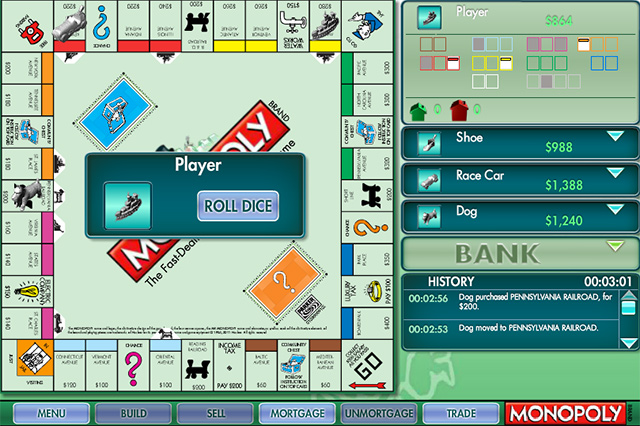 Bild på Monopoly