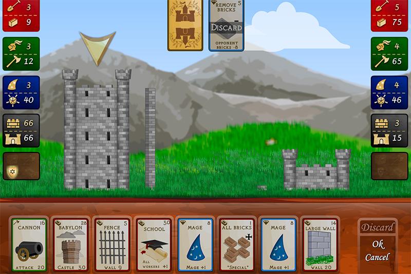 Bild på Castle Wars 2.5