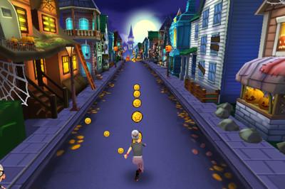 Angry Gran Run: Halloween