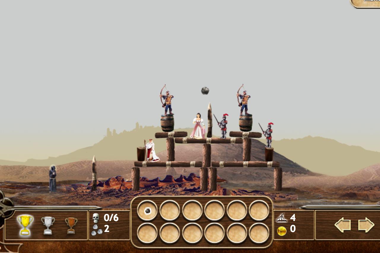 Castle Clout 3 - A New Age