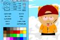 Gör din egen South Park gubbe