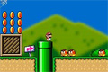 Super Marioworld flash 2