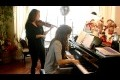 Skrillex Scary Monsters And Nice Sprites Violin & Piano cover