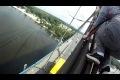Inget för höjdrädda: Klättring på galet hög bro