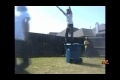 Garbage Can Stunt Fail