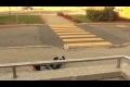 Tips på hur man INTE ska landa när man åker skateboard!