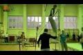 Gymnastik olycka!