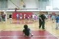 Frammåtvolt plus basketskott
